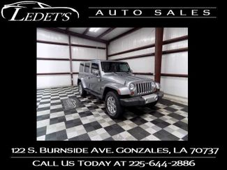 2013 Jeep Wrangler Unlimited Sahara - Ledet's Auto Sales Gonzales_state_zip in Gonzales