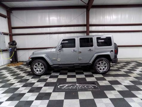 2013 Jeep Wrangler Unlimited Sahara - Ledet's Auto Sales Gonzales_state_zip in Gonzales, Louisiana