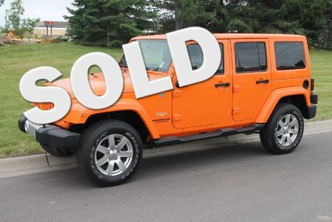 2013 Jeep Wrangler Unlimited Sahara in Great Falls, MT