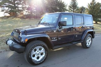 2013 Jeep Wrangler Unlimited in Great Falls, MT