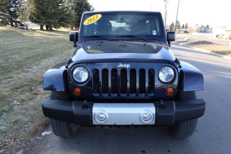 2013 Jeep Wrangler Unlimited Sahara  city MT  Bleskin Motor Company   in Great Falls, MT