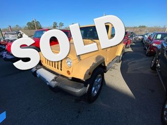 2013 Jeep Wrangler Unlimited Sahara - John Gibson Auto Sales Hot Springs in Hot Springs Arkansas