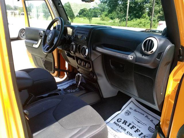 2013 Jeep Wrangler Unlimited Sahara Houston, Mississippi 7