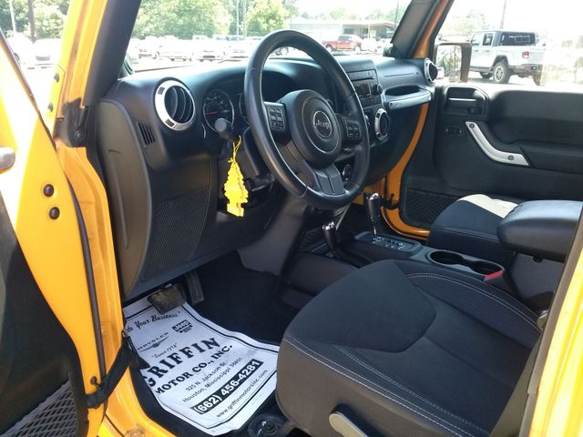 2013 Jeep Wrangler Unlimited Sahara Houston, Mississippi 6