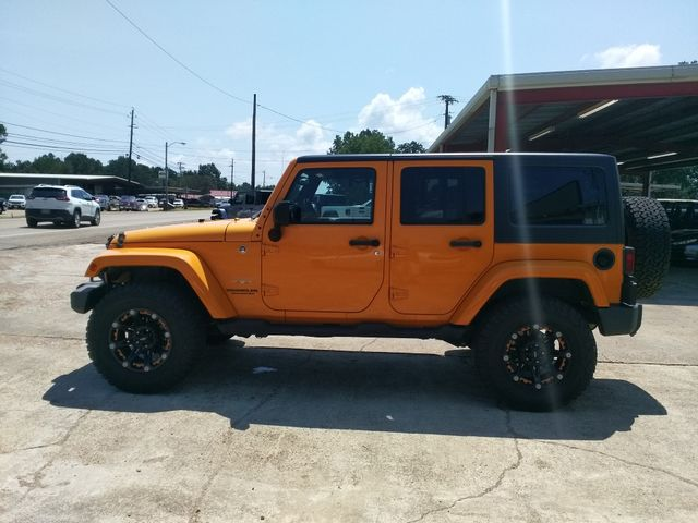 2013 Jeep Wrangler Unlimited Sahara Houston, Mississippi 3