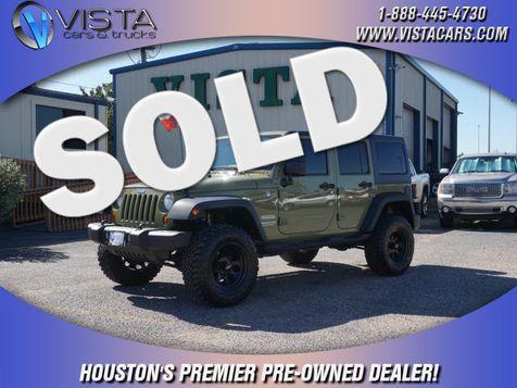 2013 Jeep Wrangler Unlimited Sport in Houston, Texas
