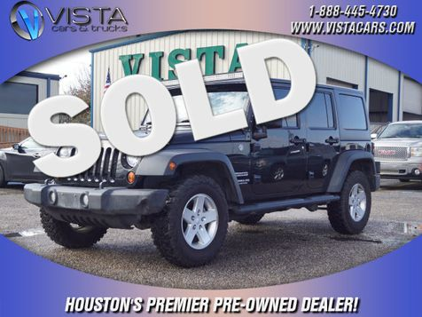 2013 Jeep Wrangler Unlimited Sport in Houston, Texas