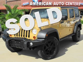 2013 Jeep Wrangler Unlimited Moab | Houston, TX | American Auto Centers in Houston TX