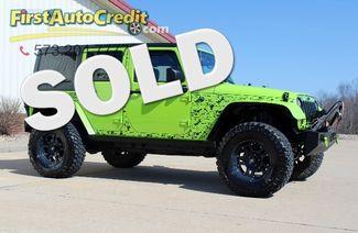 2013 Jeep Wrangler Unlimited Sahara in Jackson MO, 63755