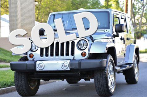 2013 Jeep Wrangler Unlimited Sahara in