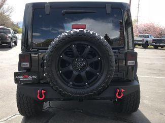 2013 Jeep Wrangler Unlimited Sahara LINDON, UT 4