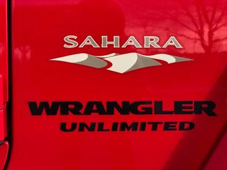 2013 Jeep Wrangler Unlimited Sahara LINDON, UT 13
