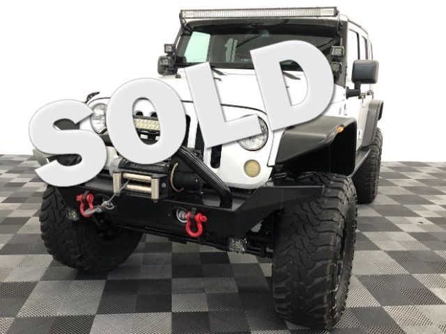 2013 Jeep Wrangler Unlimited Sport LINDON, UT