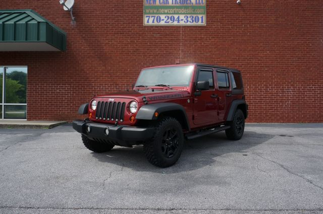 2013 Jeep Wrangler Unlimited Sport in Loganville, Georgia 30052