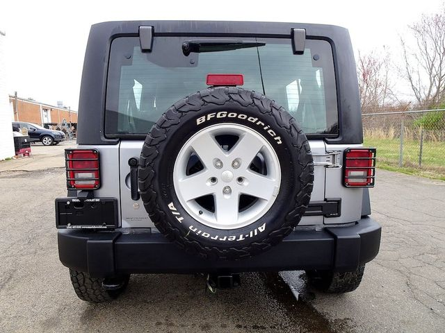 2013 Jeep Wrangler Unlimited Sport RHD Madison, NC 3