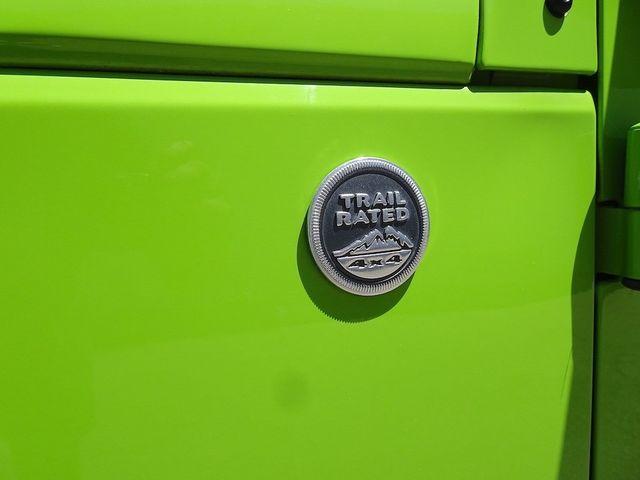 2013 Jeep Wrangler Unlimited Sport RHD Madison, NC 11