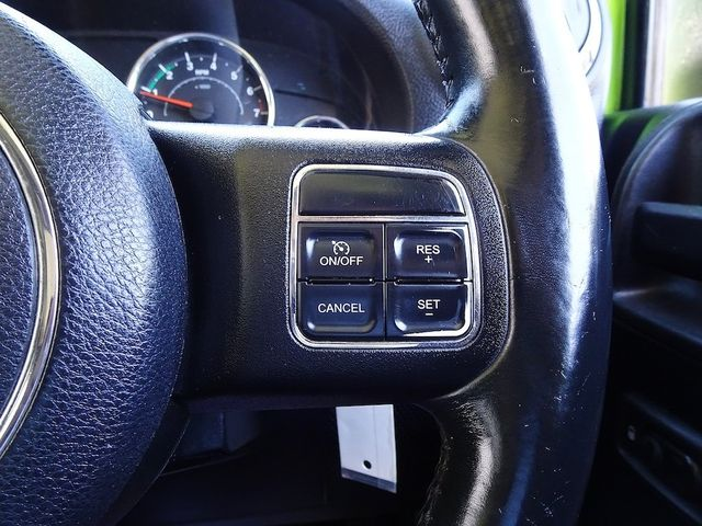 2013 Jeep Wrangler Unlimited Sport RHD Madison, NC 15
