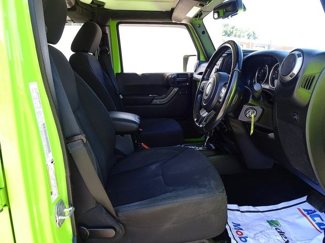 2013 Jeep Wrangler Unlimited Sport RHD Madison, NC 22