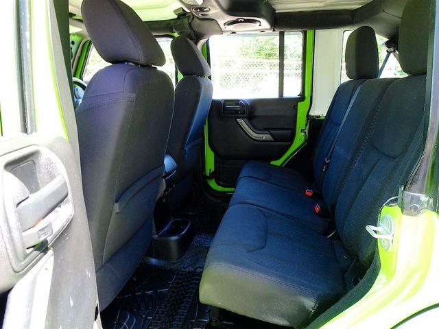 2013 Jeep Wrangler Unlimited Sport RHD Madison, NC 28