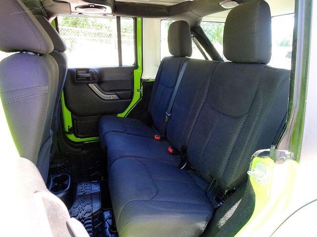 2013 Jeep Wrangler Unlimited Sport RHD Madison, NC 29