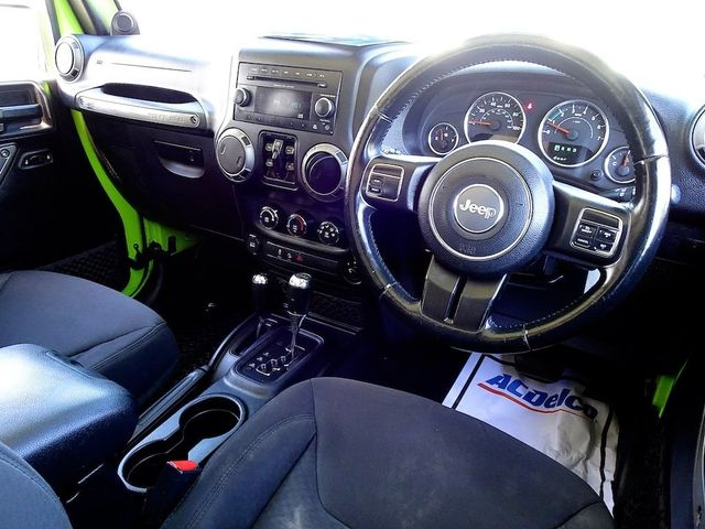 2013 Jeep Wrangler Unlimited Sport RHD Madison, NC 33