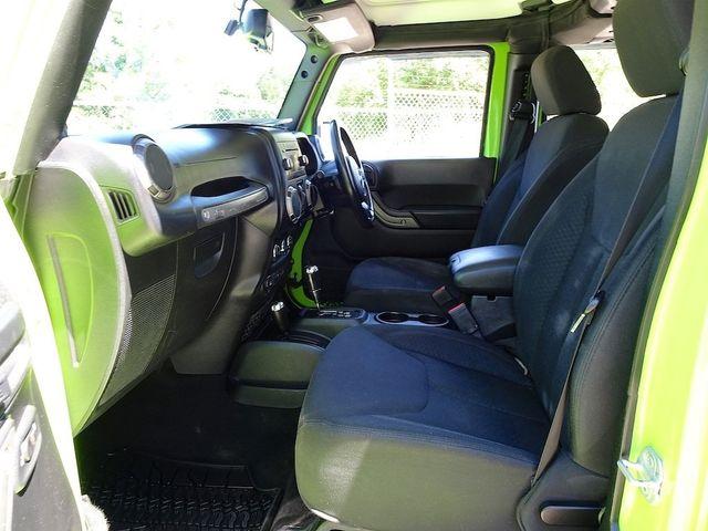 2013 Jeep Wrangler Unlimited Sport RHD Madison, NC 35