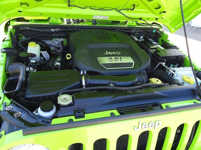 2013 Jeep Wrangler Unlimited Sport RHD Madison, NC 39