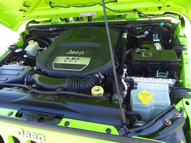 2013 Jeep Wrangler Unlimited Sport RHD Madison, NC 40