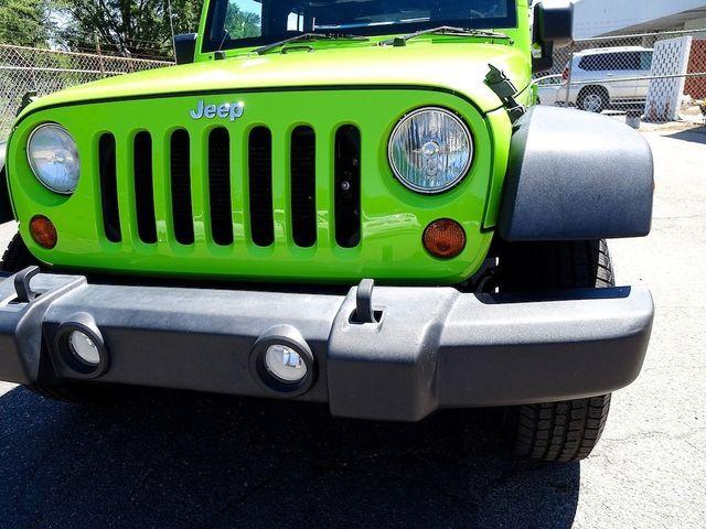 2013 Jeep Wrangler Unlimited Sport RHD Madison, NC 9