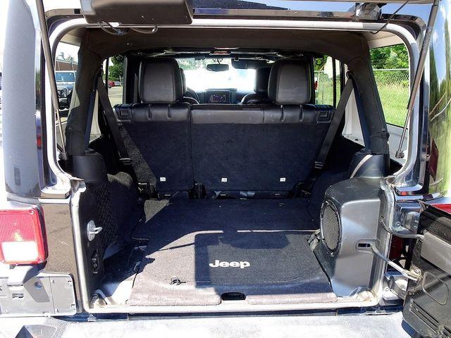 2013 Jeep Wrangler Unlimited Rubicon 10th Anniversary Madison, NC 17