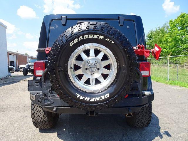 2013 Jeep Wrangler Unlimited Rubicon 10th Anniversary Madison, NC 3