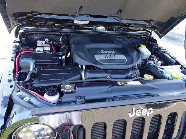 2013 Jeep Wrangler Unlimited Rubicon 10th Anniversary Madison, NC 49