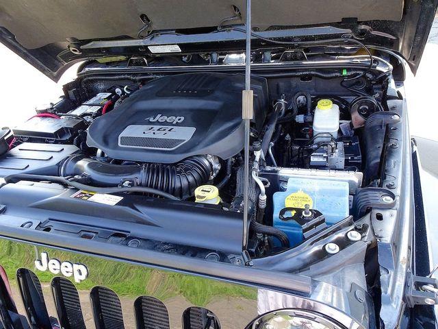2013 Jeep Wrangler Unlimited Rubicon 10th Anniversary Madison, NC 50