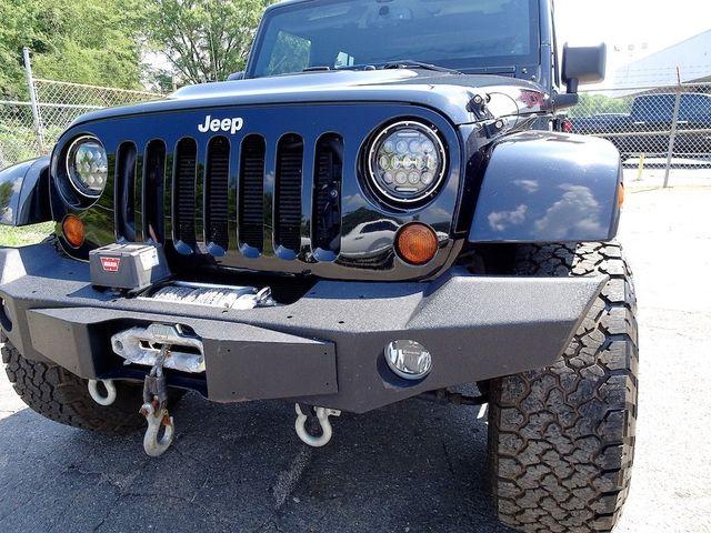 2013 Jeep Wrangler Unlimited Rubicon 10th Anniversary Madison, NC 9