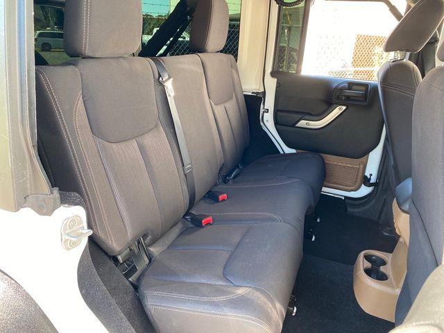 2013 Jeep Wrangler Unlimited Sahara Madison, NC 12