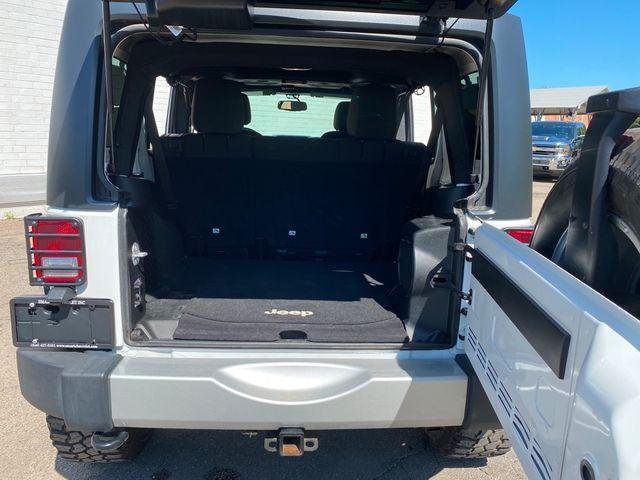 2013 Jeep Wrangler Unlimited Sahara Madison, NC 16