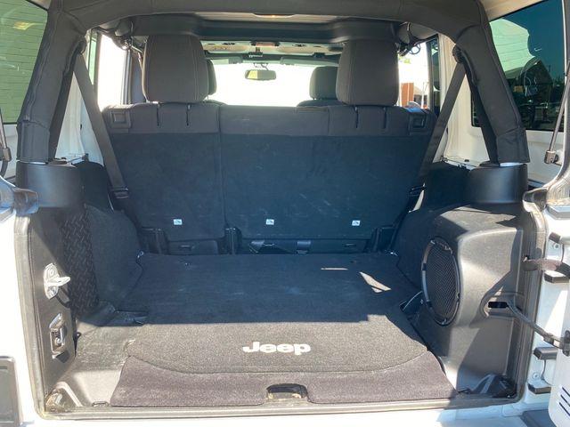 2013 Jeep Wrangler Unlimited Sahara Madison, NC 17