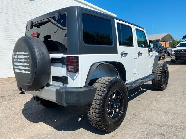 2013 Jeep Wrangler Unlimited Sahara Madison, NC 1