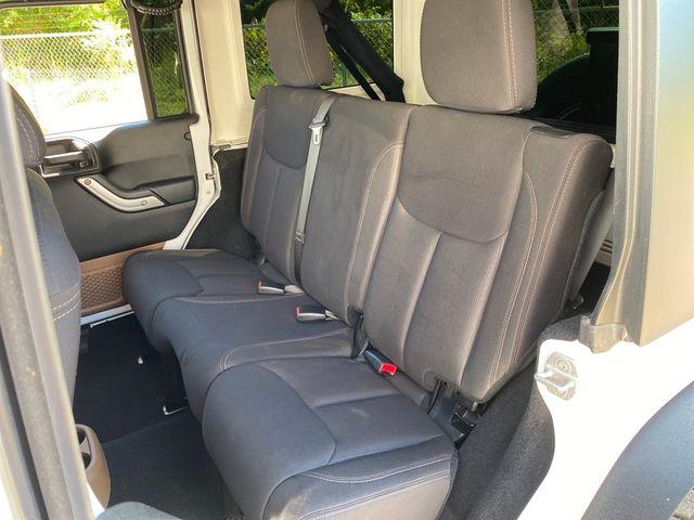 2013 Jeep Wrangler Unlimited Sahara Madison, NC 20