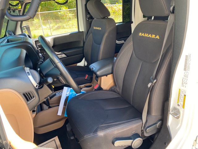 2013 Jeep Wrangler Unlimited Sahara Madison, NC 24