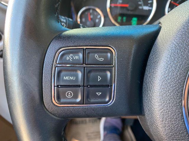 2013 Jeep Wrangler Unlimited Sahara Madison, NC 27