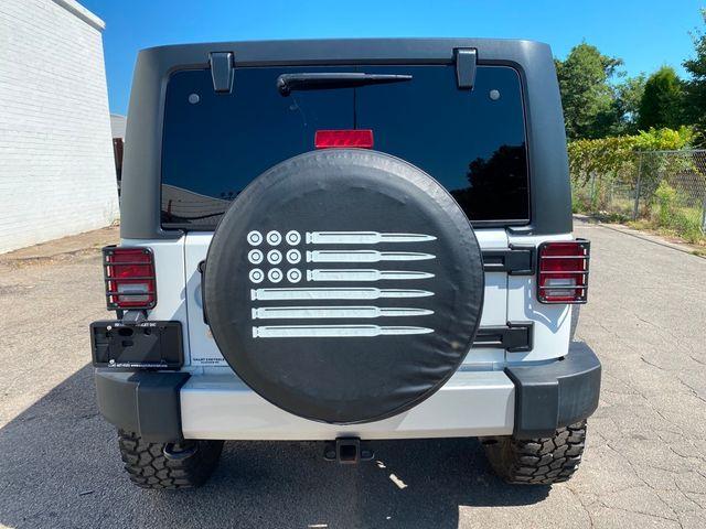 2013 Jeep Wrangler Unlimited Sahara Madison, NC 2