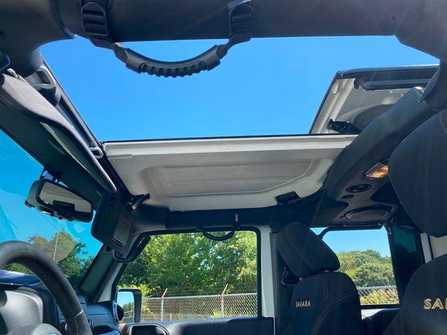 2013 Jeep Wrangler Unlimited Sahara Madison, NC 34