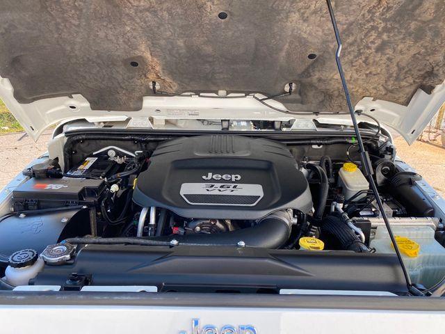 2013 Jeep Wrangler Unlimited Sahara Madison, NC 35