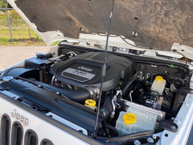2013 Jeep Wrangler Unlimited Sahara Madison, NC 36
