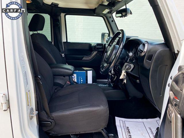 2013 Jeep Wrangler Unlimited Sport RHD Madison, NC 13