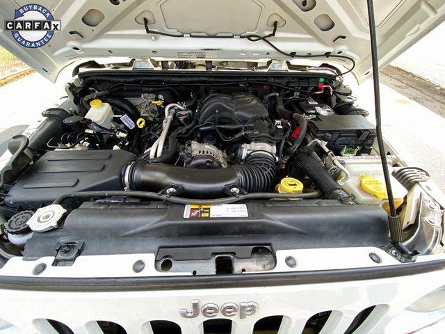 2013 Jeep Wrangler Unlimited Sport RHD Madison, NC 32