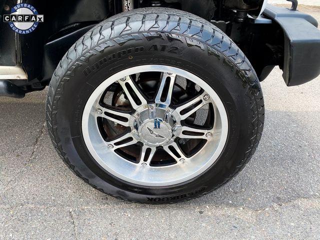 2013 Jeep Wrangler Unlimited Sport RHD Madison, NC 8