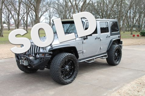 2013 Jeep Wrangler Unlimited Sport Customized in Marion, Arkansas