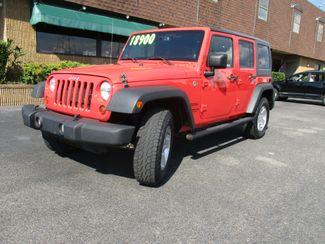 2013 Jeep Wrangler Unlimited Sport in Memphis TN, 38115
